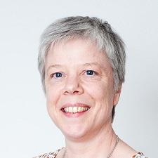 Portrait de Pascale Van Obberghen