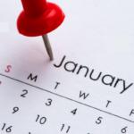 un calendrier éditorial pour planifier les publications tout au long de l'année